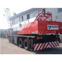 Supply TADANO used  cranes