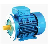 Three phase aluminium housing motor