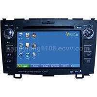 In dash touch screen car PC
