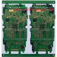 HDI Immersion Gold PCB (08030408)