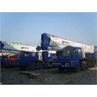 used 25-50tons TADANO and KATO cranes
