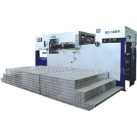 Fully Automatic Die-cutting Machine with Waste Removal