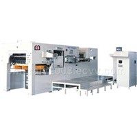Hot Foil Stamping and Die Cutting Machine
