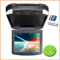 "10.4"" Roof Mount Monitor with DVD/USB/SD Player"