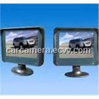 3.5inch Stand-alone Security + rearview monitor + TFT LCD