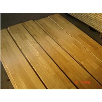 3-Strip 3-Layer Engineered Oak Floorng