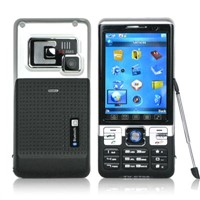 C702 Quadband TV Dual Sim cell phone