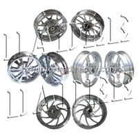 Chrome Wheel Rim for Scooter & Motorcycle