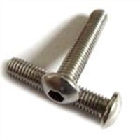 Hexagon socket pan head screws