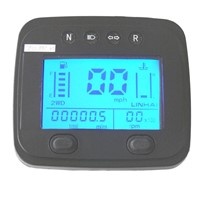 LCD Electric Motorcycle Meter YB08C