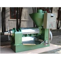 Single oil press