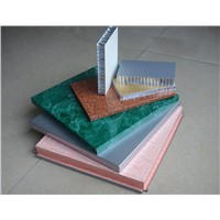 granite or marble aluminum honeycomb panel