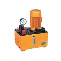 Ultra Pressure Electric Oil Pump Station