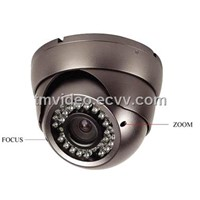 Varifocal Lens Trumpet Shell IR IP Dome Camera