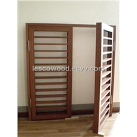 WPC Fixable Shutter Window (SW-01)
