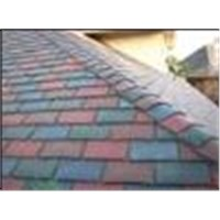 Wood Plastic Composite Shingles