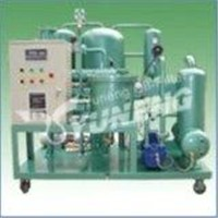 ZJC-T Series Vacuum Oil-Purifier special for Turbine Oil