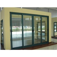 aluminum thermal-break doors