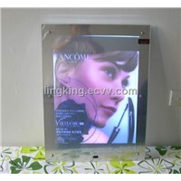 Crystal Glass Mirror Light Box