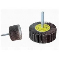 flap wheel shaft