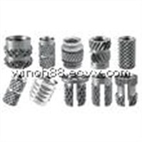 inserts for plastic,Flare-In Nut,Inserts for plastic