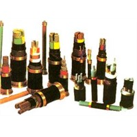 overhead insulation cables