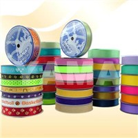 satin ribbon / single faced satin ribbon/double sided satin ribbon / polyester satin ribbon