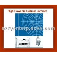 High Powerful Cellular Jammer