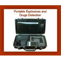 Portable Explosives and Drugs Detection