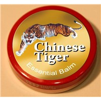 10g Chinese Tiger Balm: essential balm