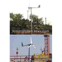 2000w Highly Reliable Wind Turbine with Light Weight and Easy Installation (AN-2000W)