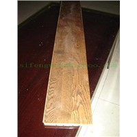 3-strip wood flooring