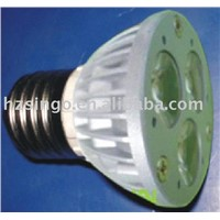 3w LED spot light E27