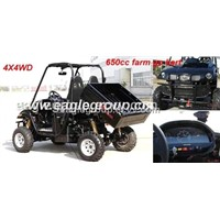 650cc Farm Go Kart/Utility Vehicle(YG-650GKD-2)