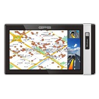 "7"" Touch Screen GPS Navigator+Bluetooth+wireless camera(731)"
