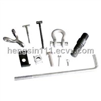 Anchors fastener,Hot Forging Fasteners,PIN Anchors,Hot Forged Fasteners