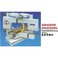 Angle Metal Band Sawing Machine