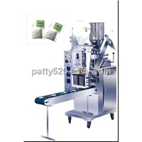tea-bag with tag packing machine