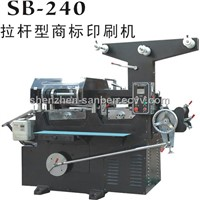Bar Label Printing Machine