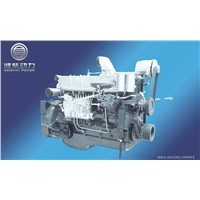 Diesel Engine for Bue