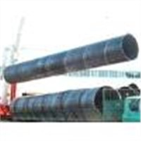 Double-side Buried Arc Spiral Welded Pipe