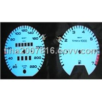 EL  car gauges
