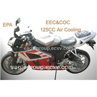 EPA Pocket Bike/Racing Motorcycle(YG-P125)