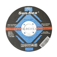 Extra thin cutting wheel series for steel