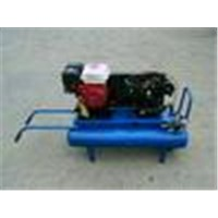 GASOLINE ENGINE DRIVE COMPRESSOR
