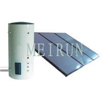 Golden Sun Series solar split water heating system