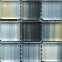 Hand Crafted Glass Mosaic Tile