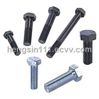 Hexagon Head Bolts,Cap Screw,Bolt Fastener