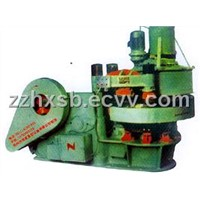 High pressure high strength brick pressing machine