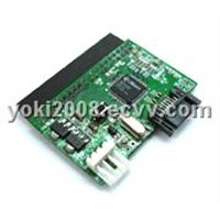 IDE to SATA card